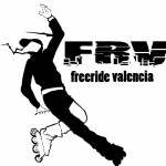 Freeride patinaje