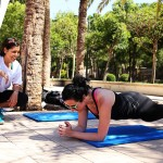 Nadia Rey - Pilates. Clases Grupales