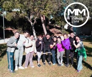 MMTuria Training