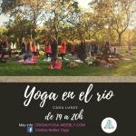 Tu Río Turia - Cristina Núñez - Yoga en el Río