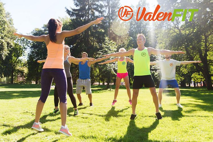 Valenfit functional training entrenamiento funcional