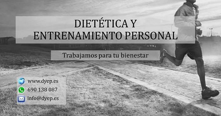 Dietética y Entrenamiento Personal